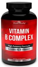 Super B Complex Vitamins - All B Vitamins Including B12, B1, B2, B3, B5,... - $17.30
