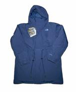 The North Face Stratus Waterproof Down Parka GTX Jacket Coat Navy Hooded... - $299.99