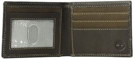 Timberland Men's Leather Credit Card ID Bifold Wallet With Key Fob Gift Box Set image 15