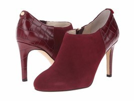 MICHAEL Michael Kors Sammy Ankle Bootie Merlot $175.00 Multiple Sizes - $2.035,10 MXN
