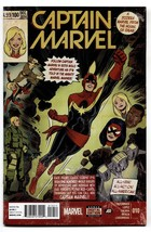 Captain Marvel #10 2014-1976 cover homage-Marvel comics - $25.22