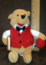 "Disney Store WInnie Pooh teacher 8"" plush toy - $9.99"