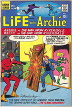 Life With Archie Comic Book #56, Archie 1966 FINE - $21.28
