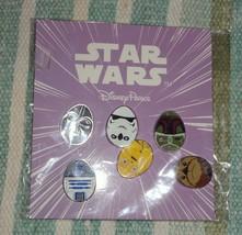 Disney Booster Pack Star Wars Egg Pins - $12.87