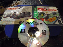 Monopoly  (PlayStation, 1998) greatest hits - $5.99