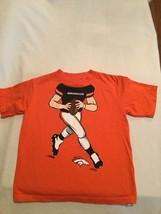 Denver Broncos shirt Size 5 6 youth NFL Team Apparel football tee shirt ... - $10.99