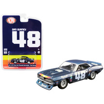 1970 Plymouth Barracuda Trans Am #48 Dan Gurney ACME Exclusive 1/64 Diec... - $16.74