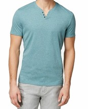 Alfani Men's Stretch T-Shirt, Color:Sea Mineral Sir , Size:M  MSRP 40 $ - $27.99