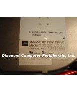 """50MB 5.25"""" FH ESDI Drive Toshiba MKM0352E Tested AS IS - $29.95"""