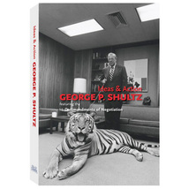 Ideas & Action - George P. Shultz - Featuring the 10 Commandments of Neg... - $19.95