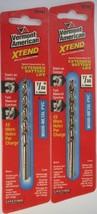 "Vermont American 12741 7/32"" Xtend Drill Bit 2 Packs - $3.71"