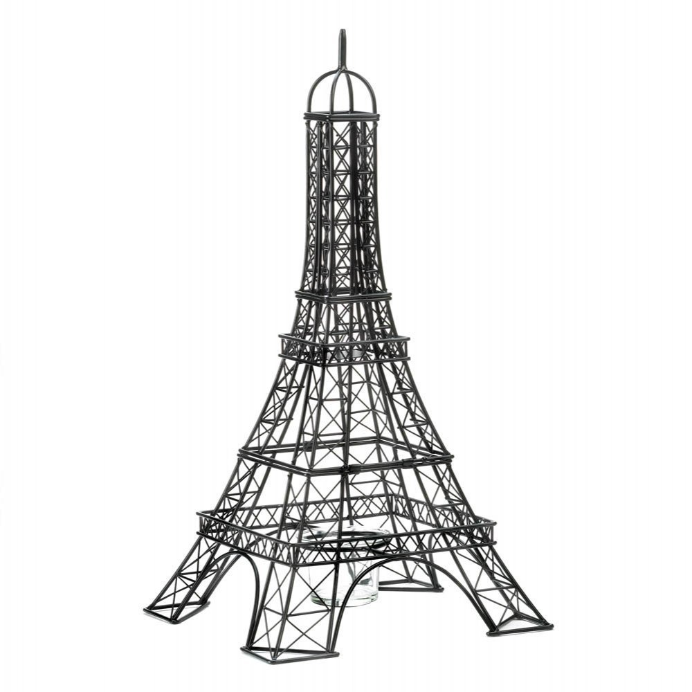 Primary image for Eiffel Tower Candle Holder
