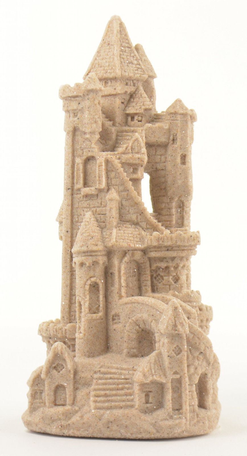 "Primary image for Mr. Sandman Sand Castle Figurine 465 7.25"" Tall Collectible Beach Wedding Decor"