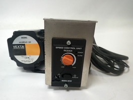 Vexta Motor AXUM540-GN/5GN15K-D30 Brushless Dc Motor & Gearhead, 40W, 15:1 - $207.64