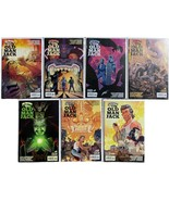 Big Trouble In Little China 'Old Man Jack' Comic Lot (7) #2,6,7,8,9,10,1... - $24.74
