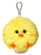 Bath & Body Works Chick Pom Pocketback Hand Sanitizer Holder - $11.87