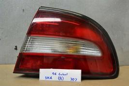 1994-1996 Mitsubishi Galant Right Pass rear oem tail light 07 5K4 - $14.84