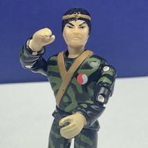 Lanard Corps Gi Joe action figure toy vintage 1986 vtg military ninja Dragon Han - $14.45