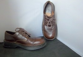 BORN - Women's Brown Leather Oxfords - SIZE 7.5 - $33.15 CAD