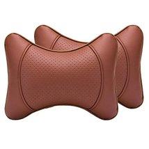 George Jimmy A Pair of Car Seat Headrest Travel Pillow Neck Pillow Brace... - $396,56 MXN