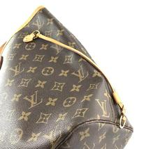 #33306 Louis Vuitton Neverfull Neo New Model Mm Tote Everyday Work Shoulder Bag image 11