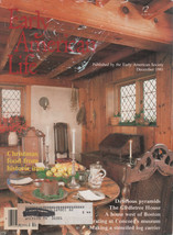 Early American Life Magazine December 1981 Concord's Museum, Girdletree ... - $2.50