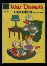 Walt Disney's Comics and Stories #221 G/VG 1959 Dell Carl Barks Comic Book - $14.84