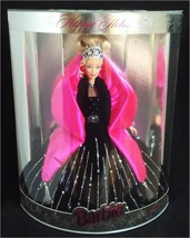 Barbie Happy Holidays Special Edition Barbie Doll 1998 - $25.50