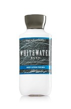Bath & Body Works Lotion For Men Whitewater Rush Lotion 8oz - $14.49