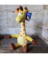 """Geoffrey giraffe Plush Doll 17"""" stuffed animal Toys R Us * Brand NEW w/ ... - $24.18"""