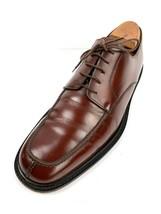 COLE HAAN City 'Calhoun' Brown Leather Split Toe Dress Oxfords Size 10 D... - $44.54