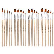 5 Multi-Functional Nylon Brush Oil Painting Watercolor Drawing Brush Pen - $13.74