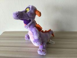 "Dragon Disney Parks 9"" Tall Stuffed Plush Purple Figment Epcot Imagination J01 image 4"