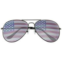 Sunglasses Mens Womens Retro Vintage Party Festival Patriotic American Flag - $11.25