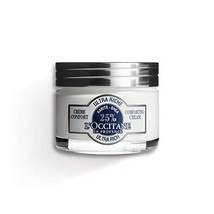 L'Occitane Ultra-Rich 25% Shea Butter Face Cream for Dry to Very Dry Ski... - $38.50