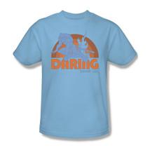 "Dragons Lair t-shirt ""Daring"" retro 80's arcade game vintage graphic tee DRL103 image 1"