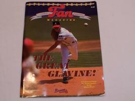 Atlanta Braves Fan Magazine Tom Glavine Juan Berenger 1991 Marvin Freeman MLB  - $11.99