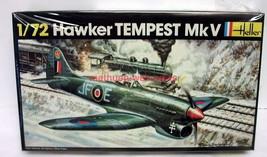 Heller~274~1/72~Hawker Tempest MkV~WW2 RAF Fighter Plane~Sealed Model Kit - $14.00