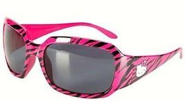 Hello Kitty Sanrio 100% UV Resistente Agli Urti Moda Occhiali da Sole Av... - $6.80