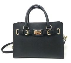 Michael Kors Saffiano Leather Hamilton Purse Handbag East West Satchel NWT $298 - $117.91
