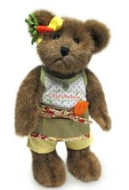 Boyds Plush Bears Savannah Sproutling Garden  10 Inch New with tags - $8.99