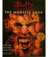 Buffy the Vampire Slayer: The Monster Book - $7.00