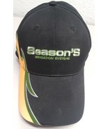 Trucker, Industrial, Baseball Cap, Hat Seasons Irrigation Systems Orange... - $24.74