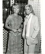 Cathy Lee Crosby Joan Van Ark 7x9 ORIGINAL Photo #U8882 - $9.79