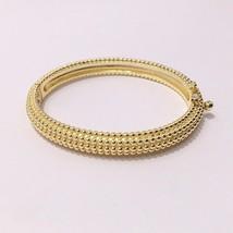 Glamour Wholesale 2019 Stainless Steel Cuff Bracelet Women Round Beads Openwork  - $38.93
