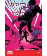 Winter Soldier: The Bitter March #3 Main Cover ... - $2.00