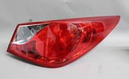2012 2013 2014 HYUNDAI SONATA VIN C RIGHT PASSENGER SIDE TAIL LIGHT OEM - $74.61