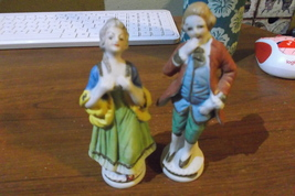 victorian  couple  figurines - $20.00