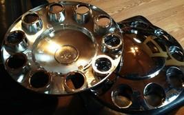 10 LUG. Plastic Wheel Cover Set of 2 image 2