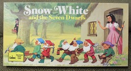 Vintage 1977 Cadaco SNOW WHITE & THE SEVEN DWARFS board game Great Shape - $13.32